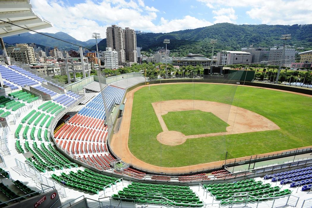 『台北』探索天母棒球場的秘密空間