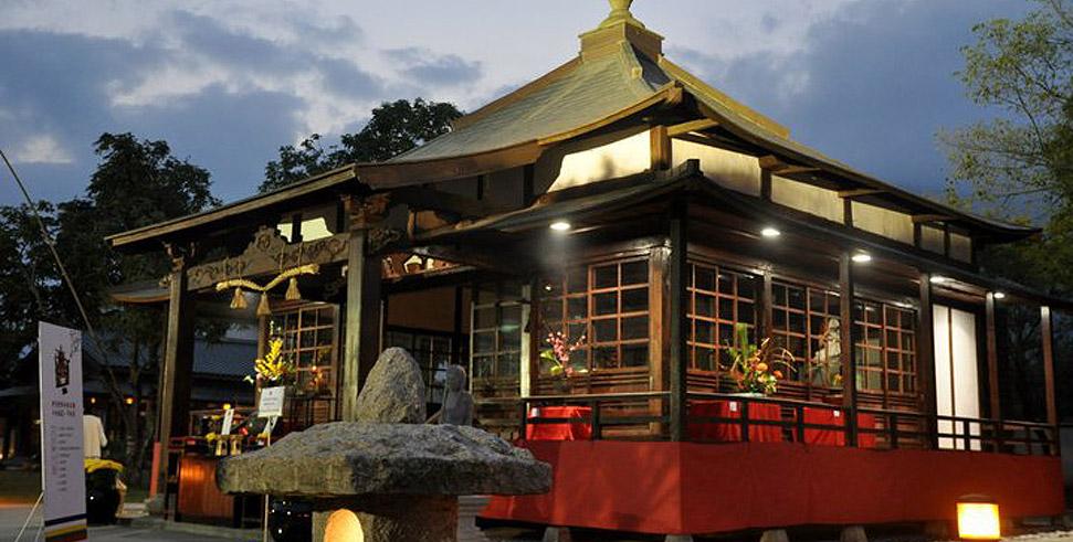 花蓮必遊景點!走訪日本佛寺古蹟吉安慶修院