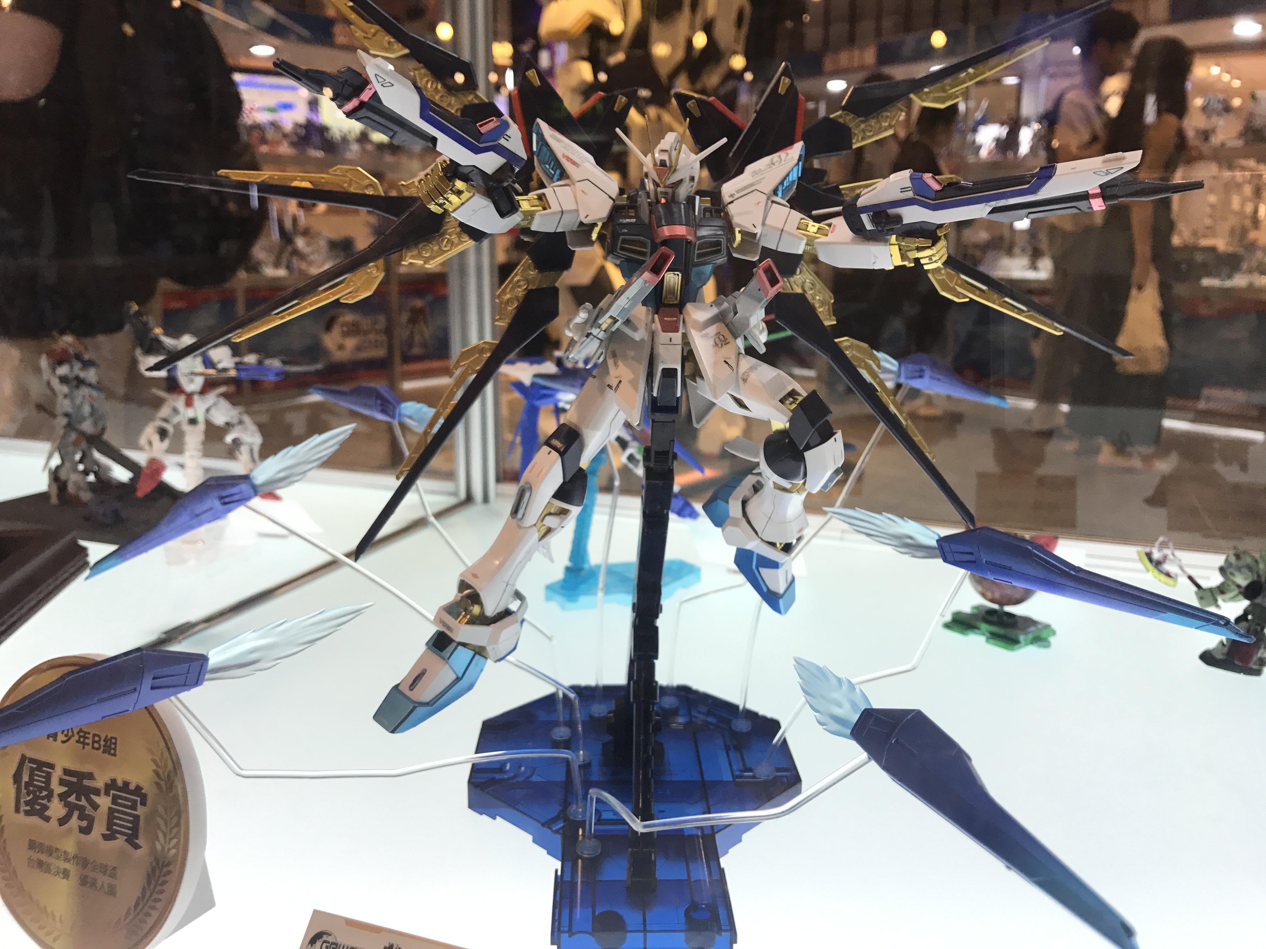鋼彈模型製作家全球盃GBWC