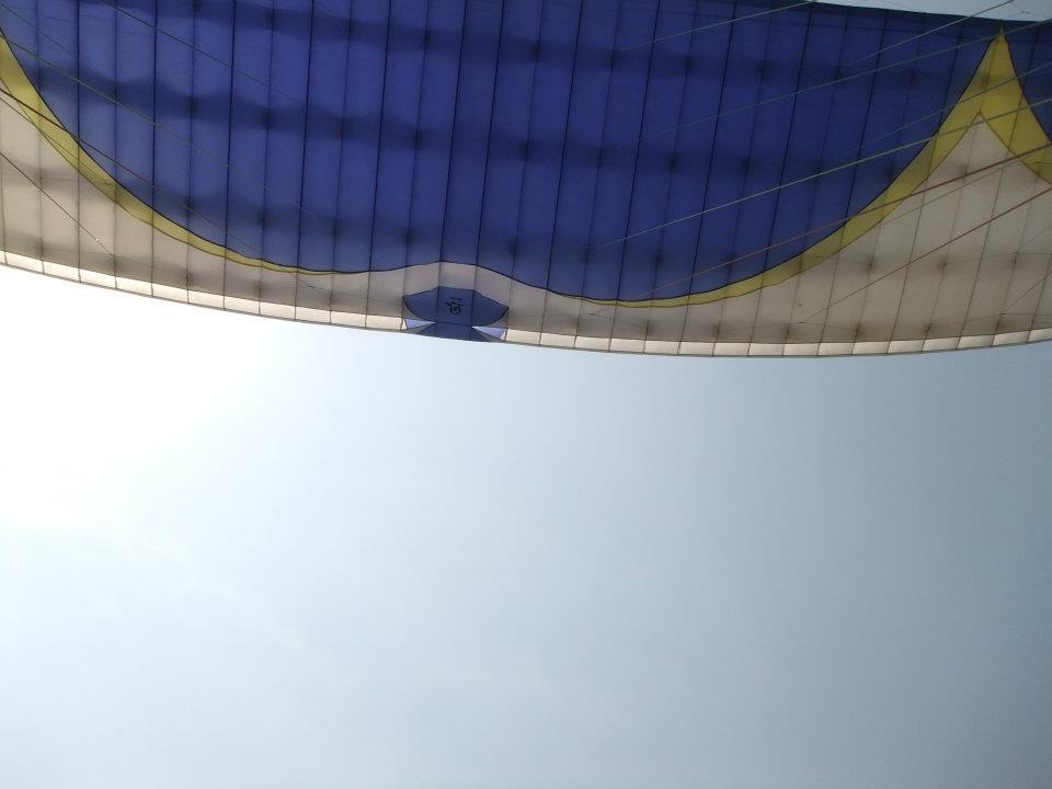 宜蘭飛行傘