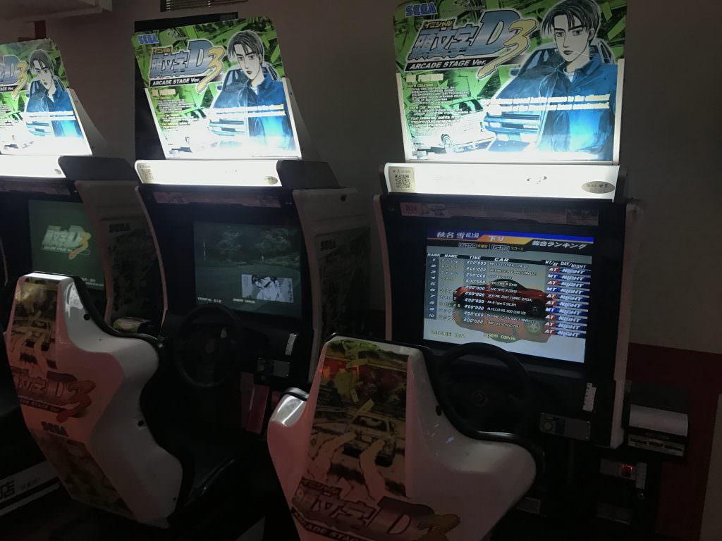 高雄大江戶大型電玩店