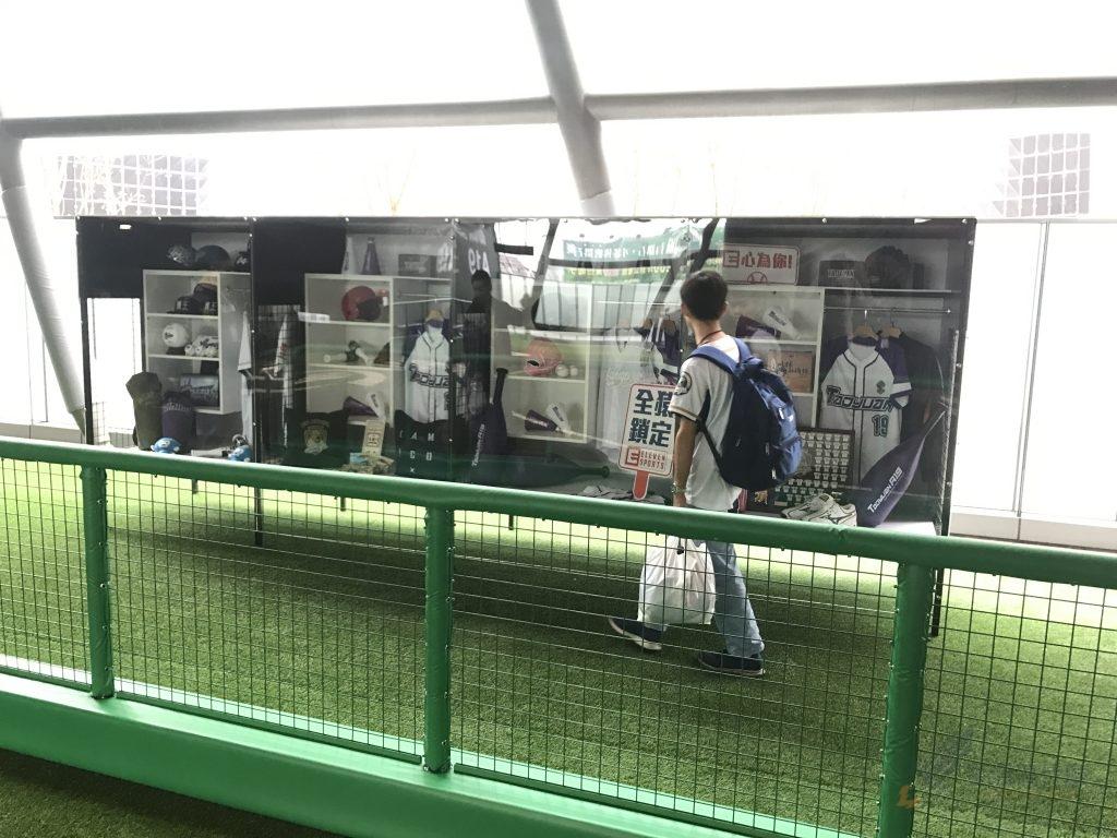 Lamigo桃猿主場搬進桃園機捷,看球賽必去拍照景點