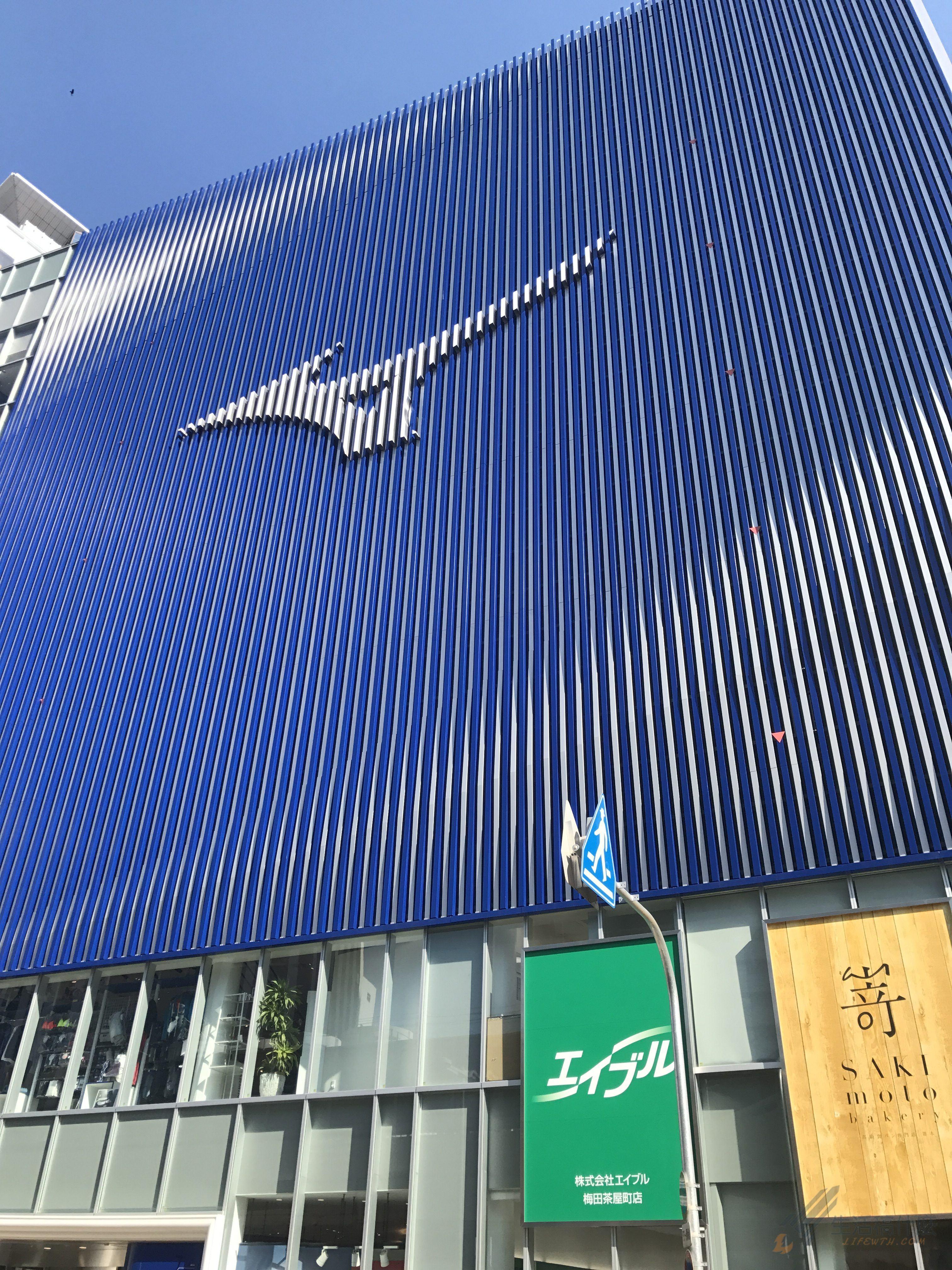大阪梅田MIZUNO美津濃旗艦店,體驗200公里VR棒球