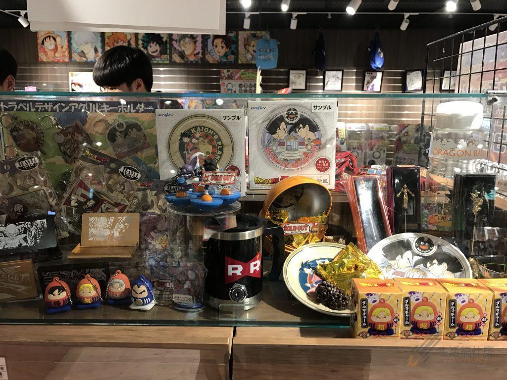 大阪Jump Shop