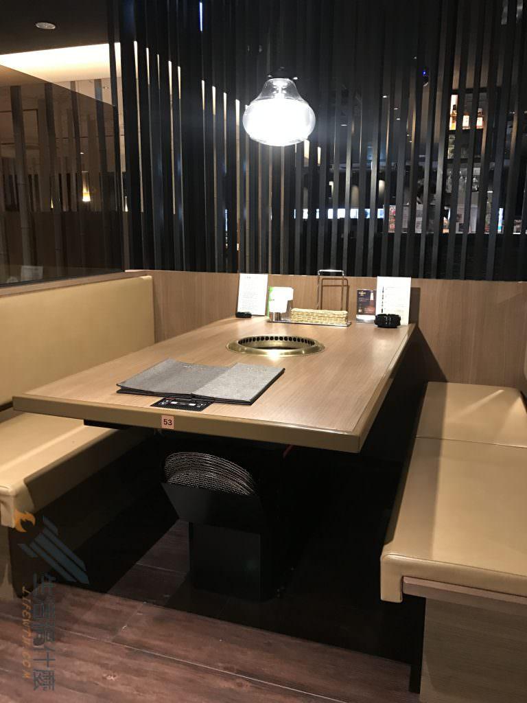 大阪燒肉吃到飽》梅田食べ放題高級國產牛燒烤餐廳