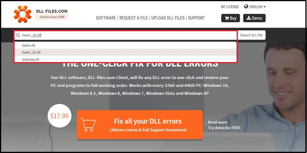 電腦維修》下載電腦遺失或損壞的Dll檔案