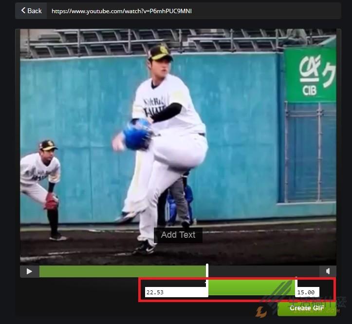 gif製作軟體 / Video to GIF將Youtube影片轉檔成GIF動畫