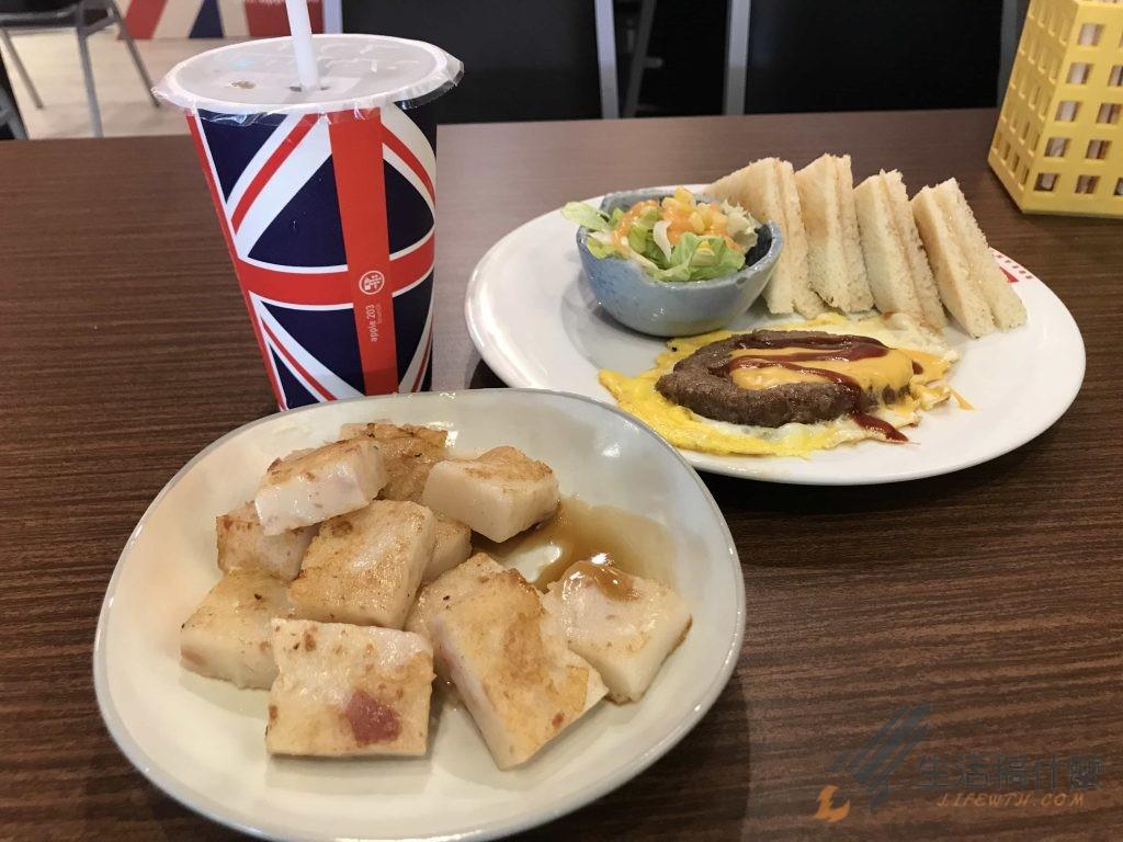 新莊早午餐 | 新莊國民運動中心中西式平價早午餐蘋果203