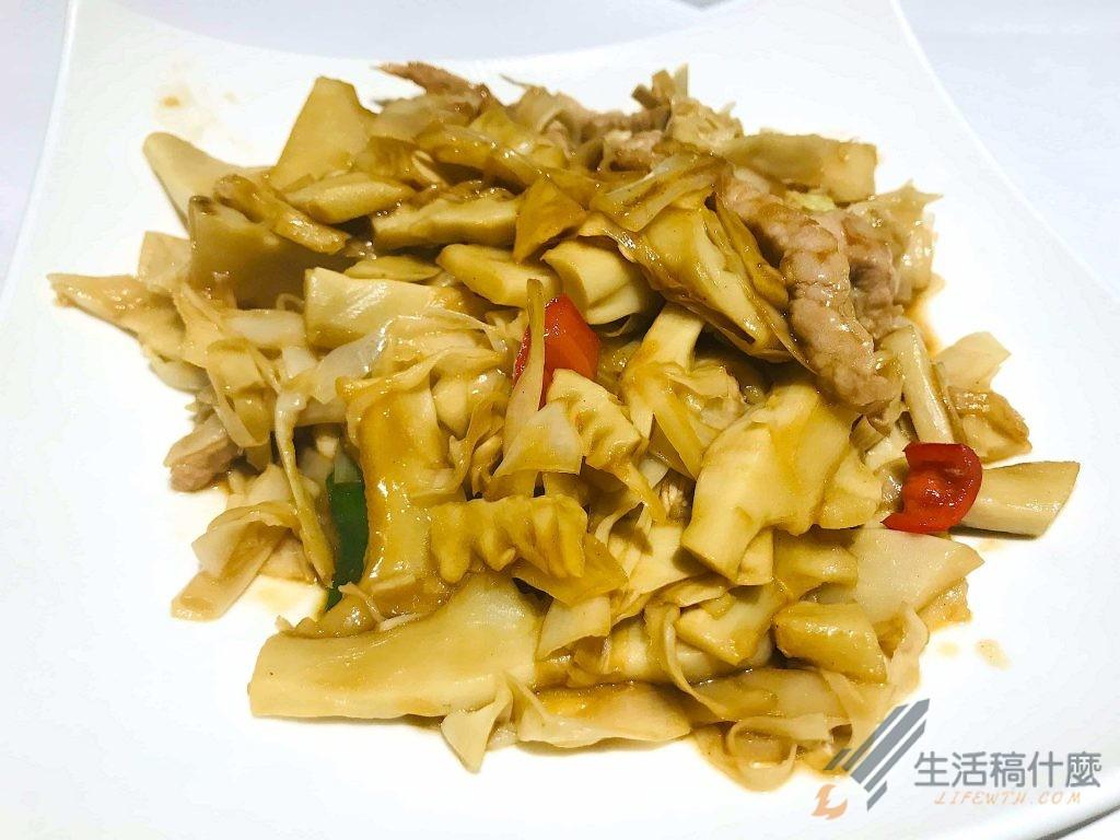高雄明誠台菜餐廳:老婆的菜 | 適合家人朋友聚餐的中式料理 高山脆筍