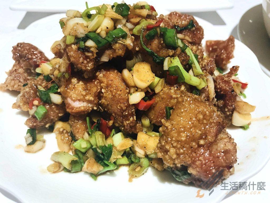 高雄明誠台菜餐廳:老婆的菜 | 適合家人朋友聚餐的中式料理 私房去骨雞
