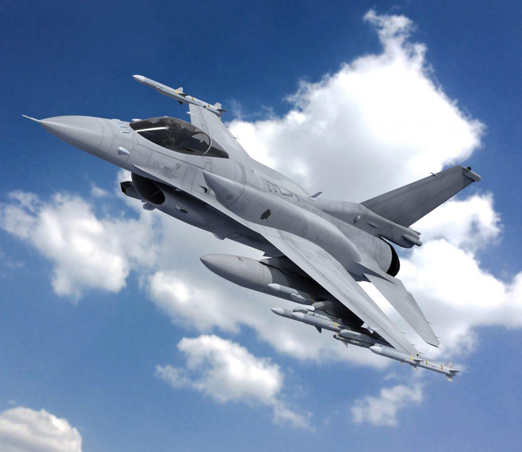 F16戰機