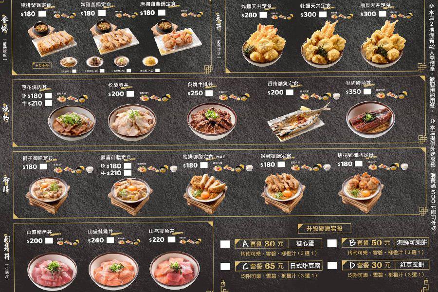 (鼓山美食)小林食堂 | 高雄巨蛋商圈超人氣燒肉丼飯&日式定食