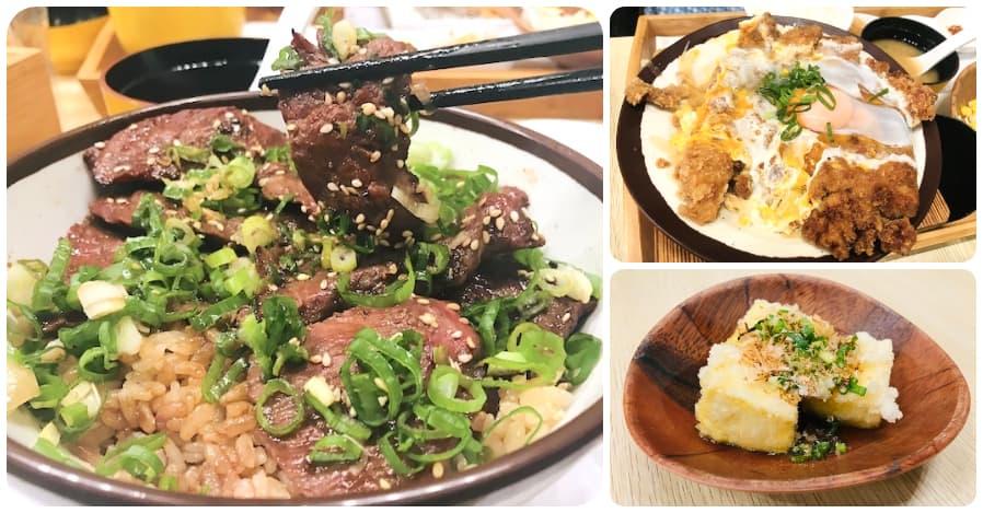 (鼓山美食)小林食堂 | 高雄巨蛋商圈超人氣燒肉丼飯&日式豬定食
