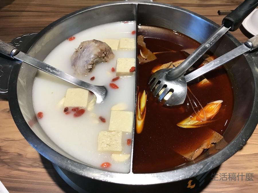 [新竹美食] 岩漿火鍋 | 最正統的麻辣火鍋,推薦必吃火焰炙燒豬