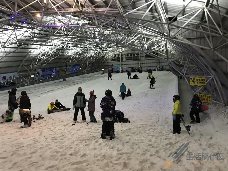小叮噹滑雪 / 滑雪場門票收費、裝備租借、預約教練教學
