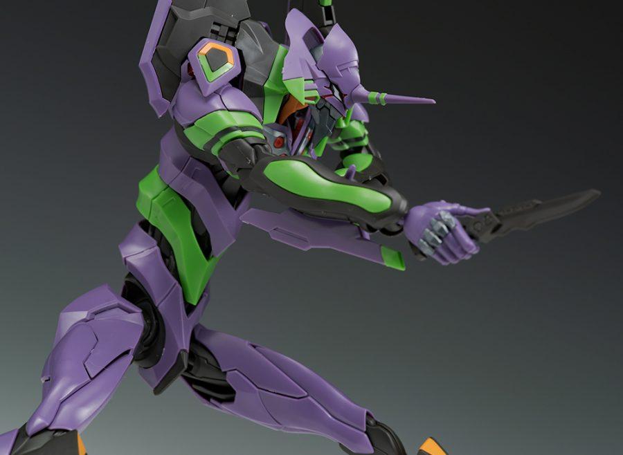 RG初號機 | 暴走吧!泛用人型決戰兵器 EVA 初號機
