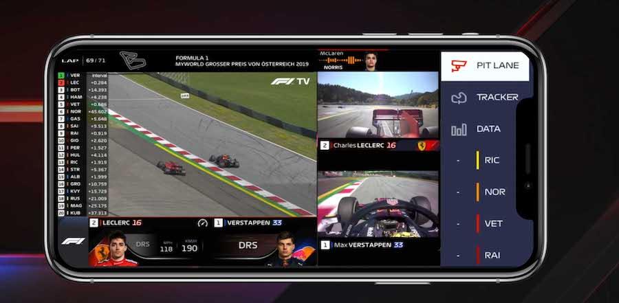 (F1直播) 2020 F1賽車直播、轉播、LIVE線上看