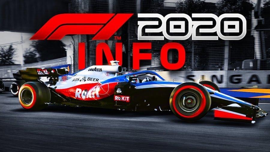 F1賽程 – 2020 F1賽車賽程、車手、積分