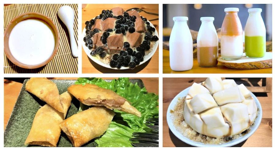 一涓白(苗栗美食)杏仁豆腐冰、杏仁茶、杏仁甜品專賣店