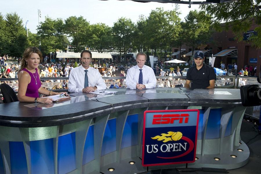 美網直播 美網ESPN直播