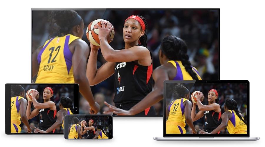 WNBA直播   網路轉播 線上看直播