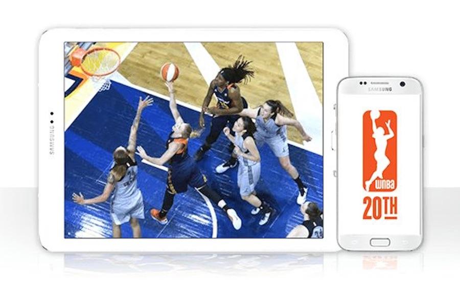 WNBA直播 | WNBA LEAGUE PASS