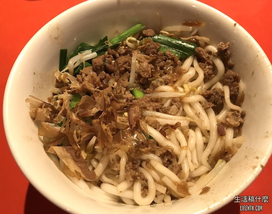 台東市區美食:米苔目