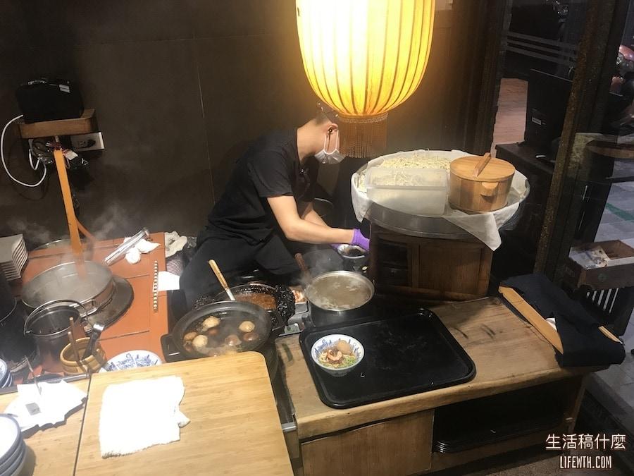 (台南美食小吃) 度小月|傳承百年歷史的擔仔麵