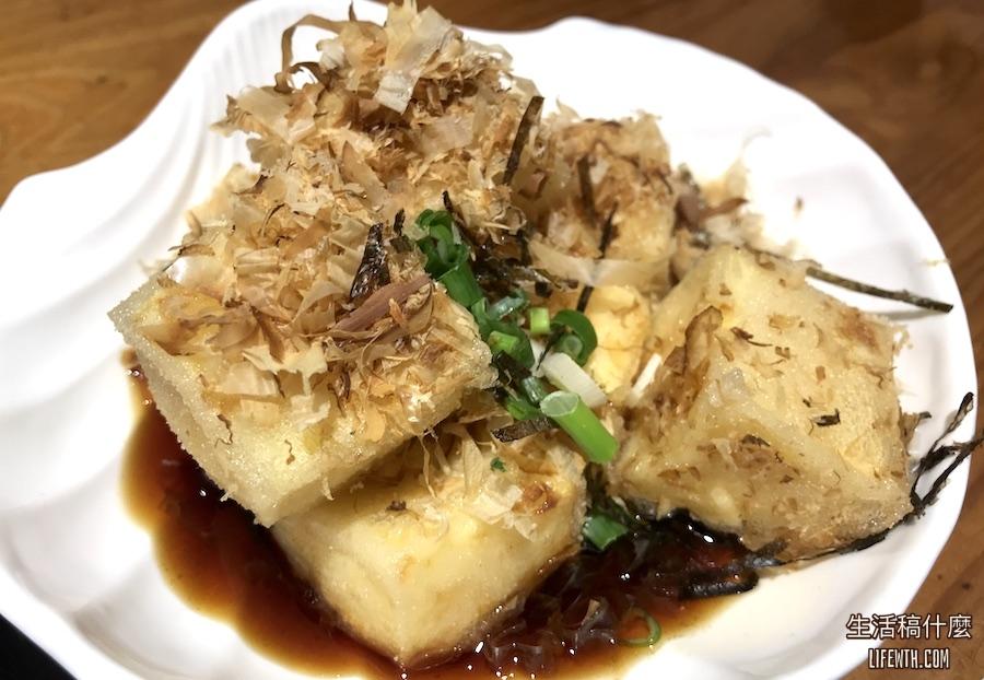 台南美食小吃 炸豆腐