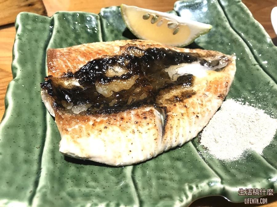 台南美食小吃 烤虱目魚肚