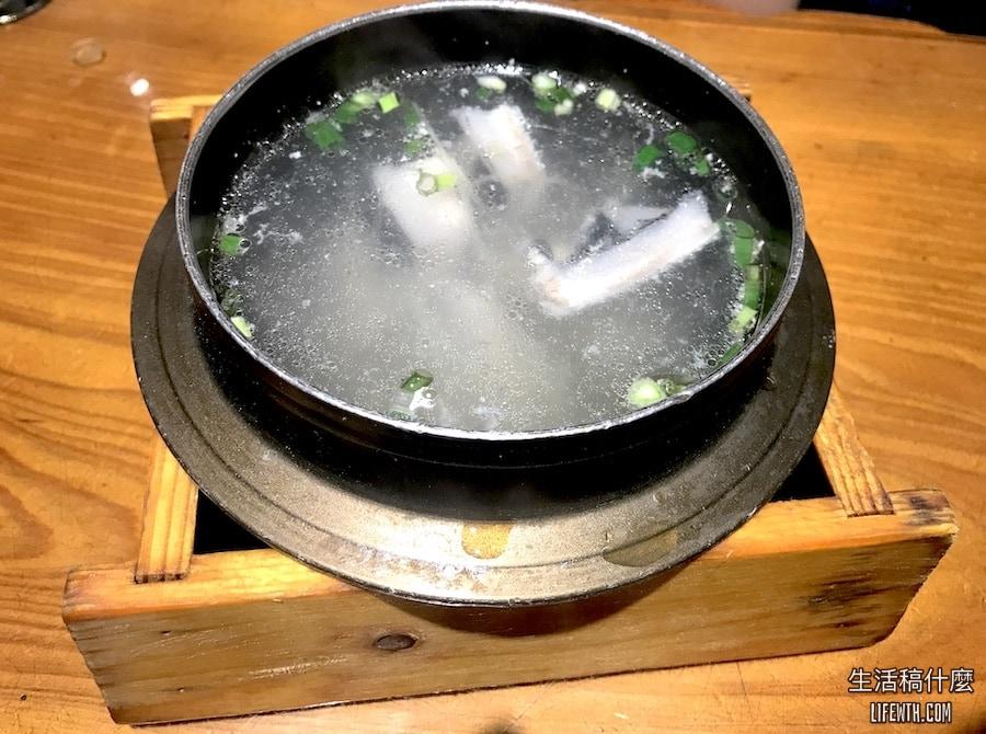 台南美食小吃 虱目魚湯