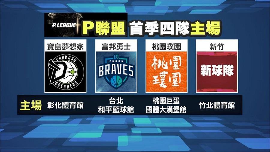 PLG直播/2021 P.League+職業籃球聯盟 | 直播、轉播、線上看
