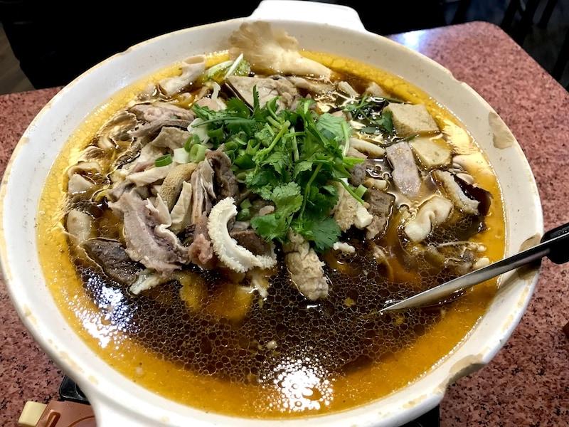 田新牛家庄(苗栗頭份餐廳)推薦必吃溫體牛肉火鍋、牛肉麵