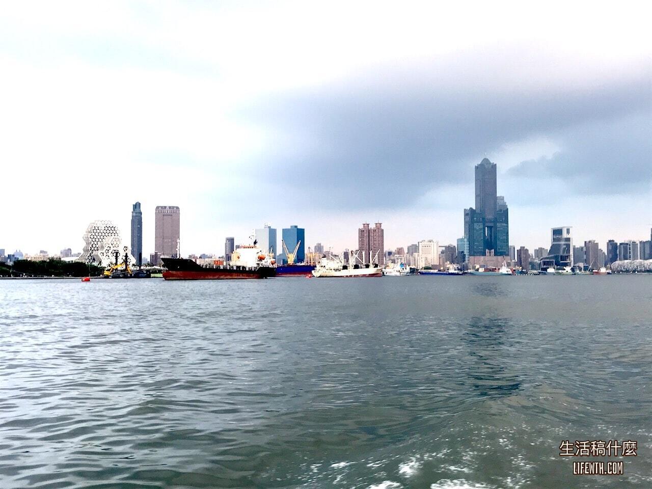 高雄駁二棧貳庫KW2文化遊艇,紅毛港大港巡航之旅
