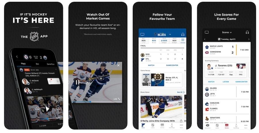 NHL直播/2021 NHL 國家冰球聯盟(直播、台灣轉播、LIVE線上看、即時比分)