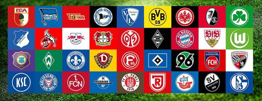 2021-2022 德甲直播/德國甲級足球聯賽(直播、台灣轉播、LIVE線上看)